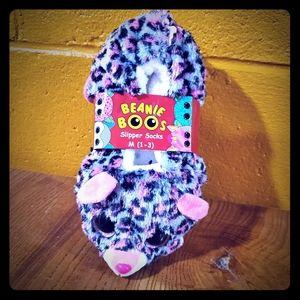 Bnwt beanie boo slippers